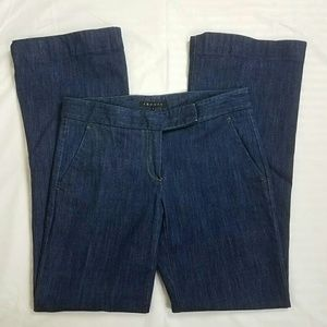 Theory Wide Leg Trouser Jeans Style 50004233